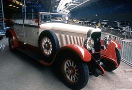 Panhard 1921 X42