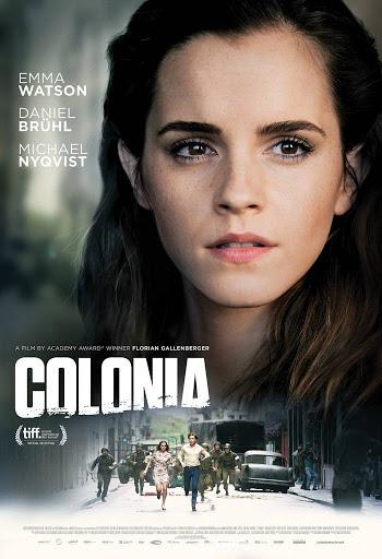 Η αποικία (Colonia) Poster