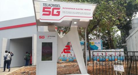Area dan Kota yang Nikmati Internet 5G Mulai Pekan ini