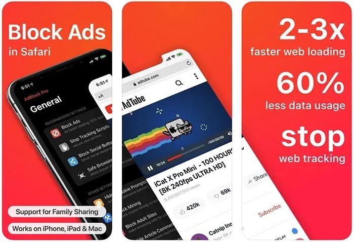 Ad Blockers Iphone Adblock Pro