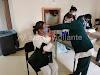 Mercedes la primera persona en ser vacunada contra la Covid-19 en Tlaxcala