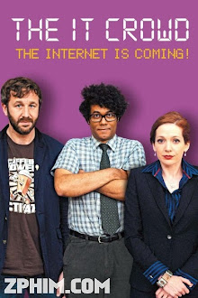 Mọt Công Nghệ: Internet Đang Đến - The IT Crowd: The Internet Is Coming (2013) Poster