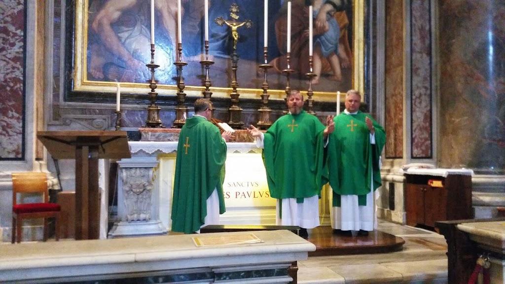 Msza św. przy grobie św. Jana Pawła II, 10 czerwca 2016 - IMG-20160610-WA0006.jpg