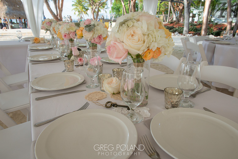 A Glamorous Rustic Beach Wedding In Florida Fl Keys