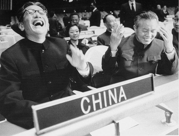 Seperti Kacang Lupa Kulitnya, China Tak Bisa Masuk PBB Tanpa Perjuangan Indonesia