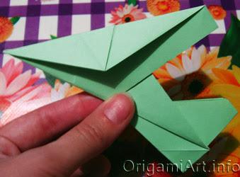 оригами стелс