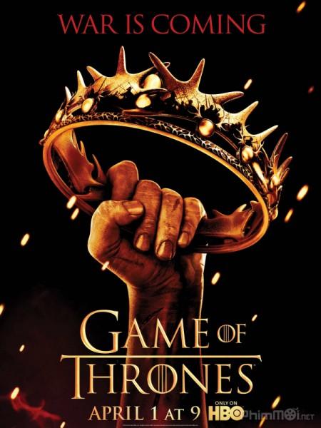 Trò Chơi Vương Quyền 2 - Game Of Thrones Season 2 (2012) | HD-Vietsub
