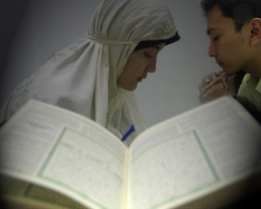 islamic path saying i love you