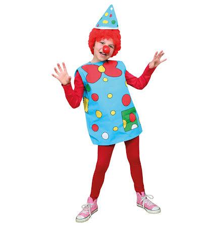 Clownväst, barn