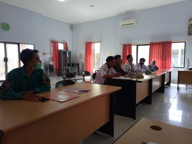 BBPP Binuang Terima Siswa SMK Negeri 1 Tapin Selatan Lakukan Praktik Kerja Industri