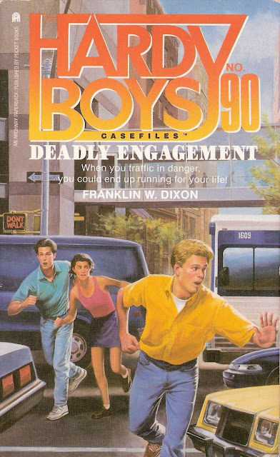 Deadly Engagement cover