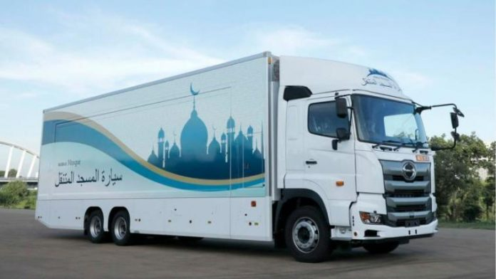 """Jepang Siapkan """"Mobil Masjid"""" untuk Atlet Muslim Selama Olimpiade 2020"""