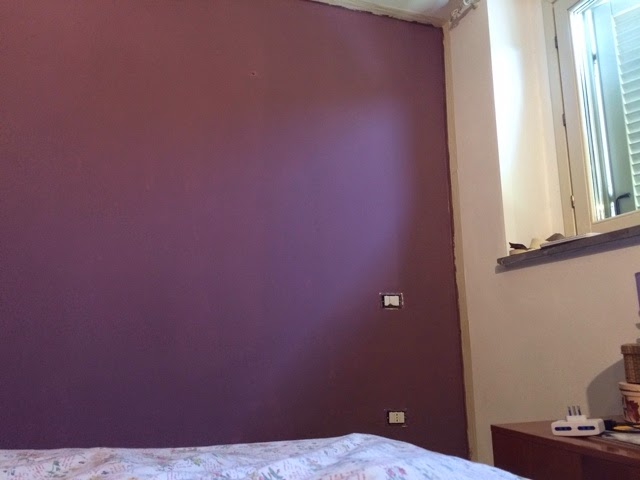 La mia craft room camera da letto nuovo look - La mia camera da letto ...