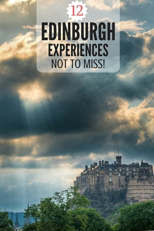 Fun things to do in Edinburgh that you might have missed the first time round, from quirky museums to delicious meals and more!