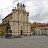04-05-2013 | Warszawa | Pomnik Kardynała Stefana Wyszyńskiego i Kościół Wizytek