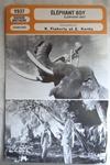 778 11-fiche film Eléphant Boy
