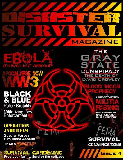 Disaster Survival Magazine
