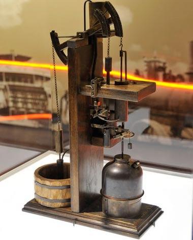 James Watt nhà vật lý, nhà phát minh, doanh nhân giàu có.