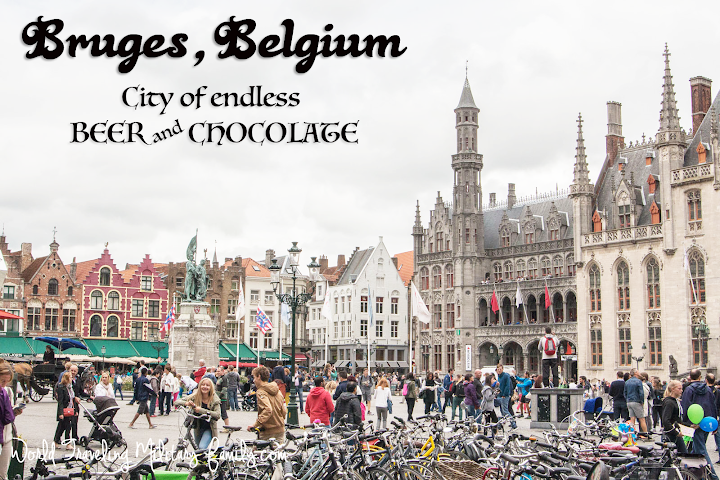 Bruges, Belgium - City of endless Beer and Chocolate