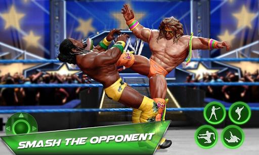 Ultimate Superstar Wrestling free game 1.0.2 screenshots 1
