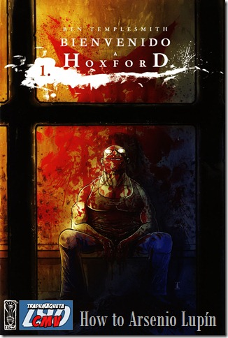 P00001 - Welcome to Hoxford #1
