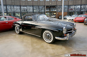 1957 Mercedes Benz 190 SL Roadster