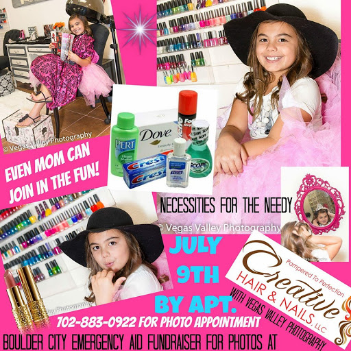 Creative Hair & Nails LLC - Google+