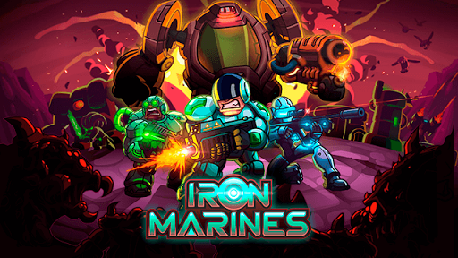 Iron Marines APK OBB Data