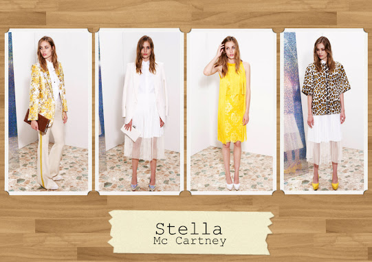 Stella McCartney Resort Wear 2013