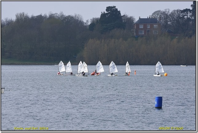 Draycote Waters - April