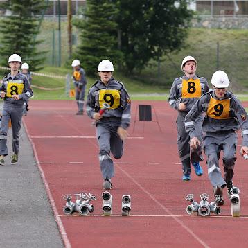 Landesfeuerwehr-Leistungsbewerbe & Jugendbewerbe (Fotos: M. Schaller)