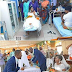 Bride leaves surgical bed in wheel chair for her wedding (Photos)