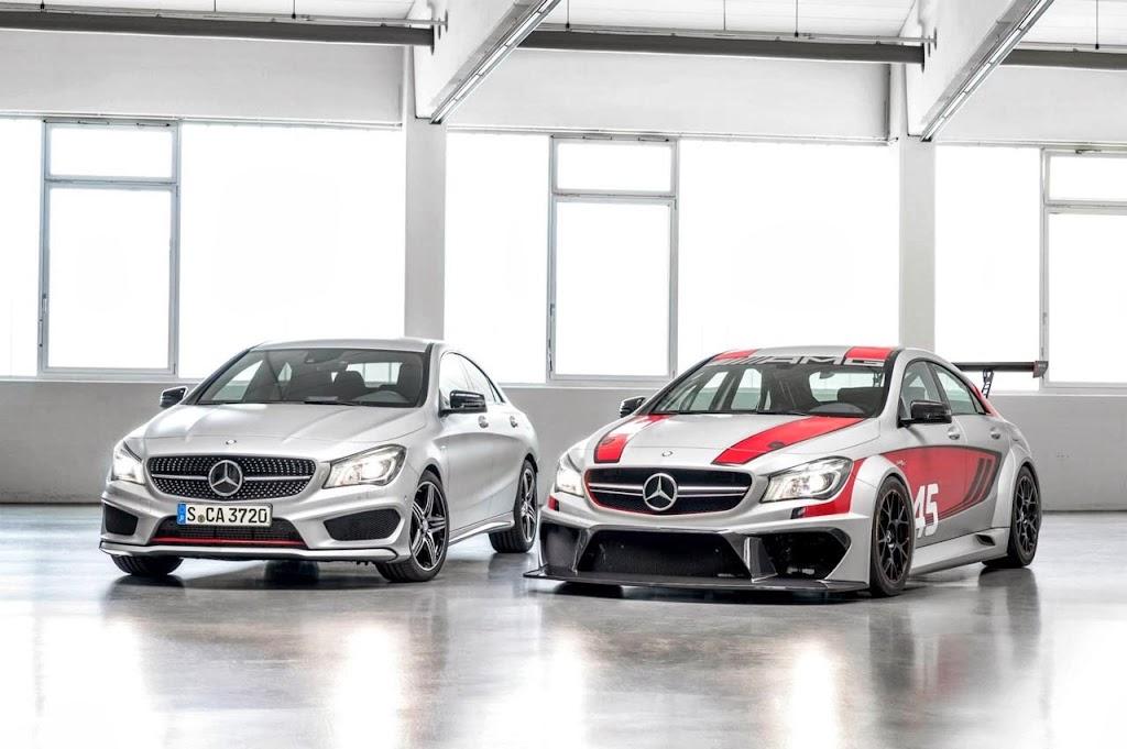 Mercedes Benz CLA Sport 4