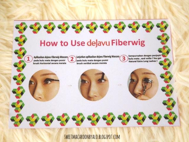 Dejavu Fiberwig Mascara & Dejavu Lasting Fine Pencil Liner