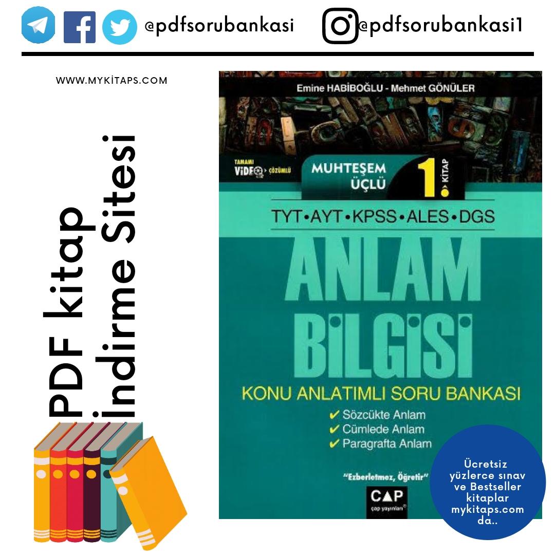 Çap Yayınları - TYT Türkçe - Anlam Bilgisi 2020.pdf