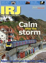 IRJ magazine 05/2014 cover -