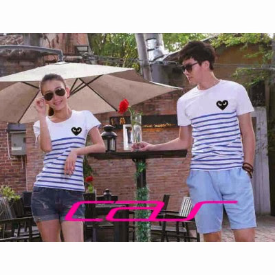 Kaos Couple Murah Love Salur