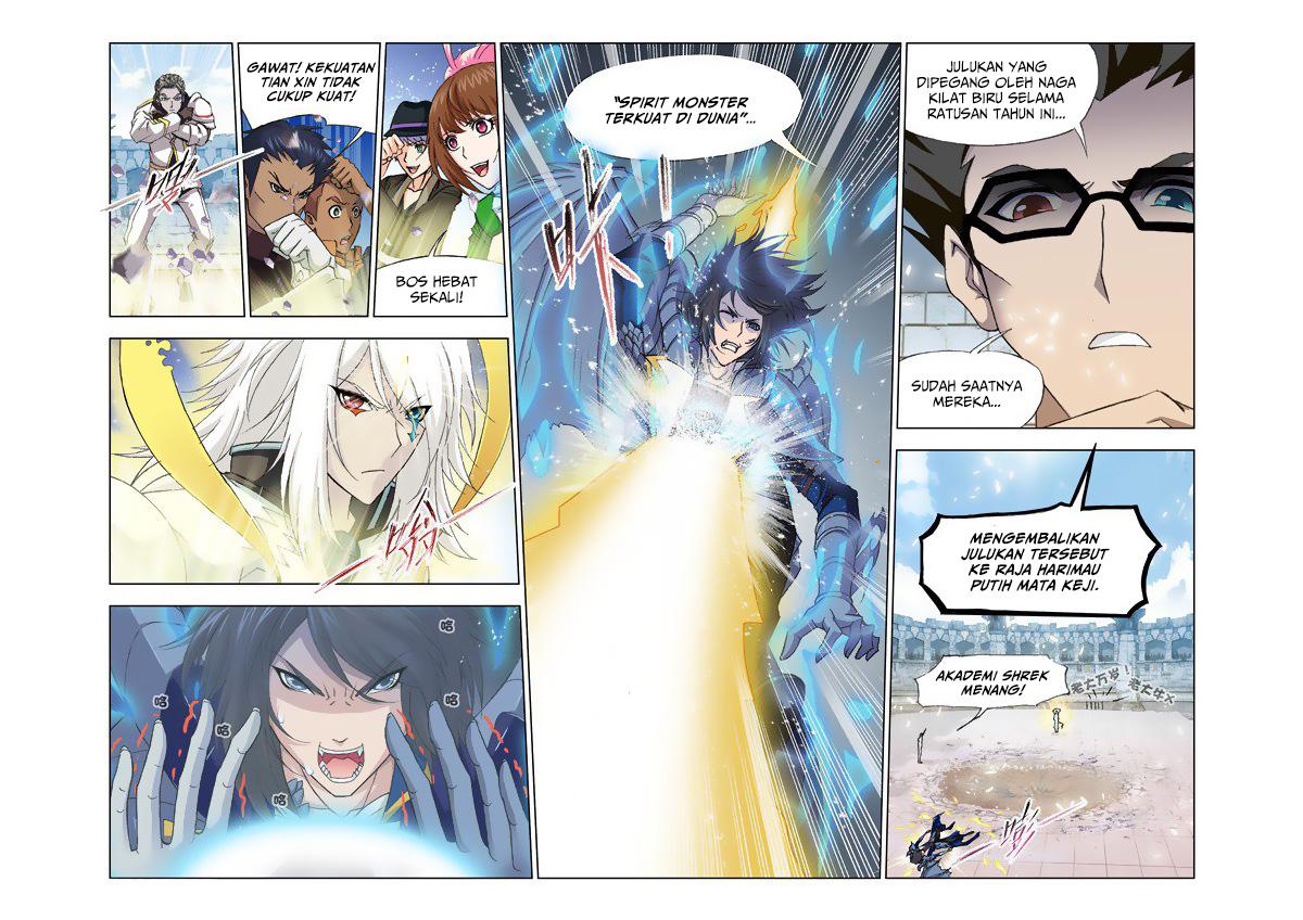 Baca Manga Soul Land Chapter 120 Komik Station