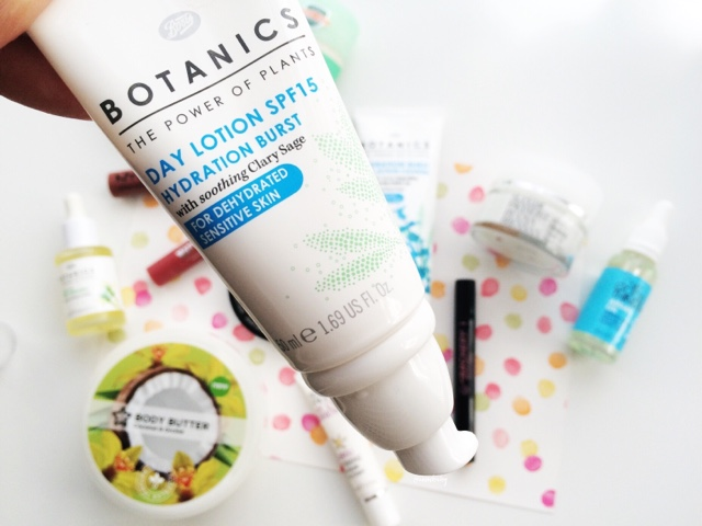 Botanics Hydration Burst Moisture Lotion