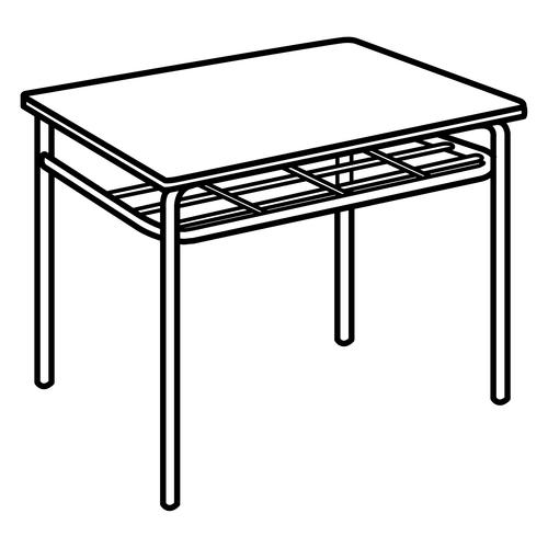 Stuhl Schreibtische - kostenlose Malvorlagen