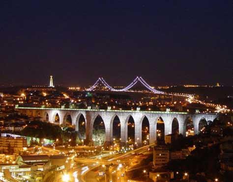 Lisboa, de noche