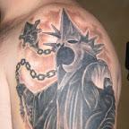 Sauron arm - tattoos ideas