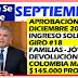 Ingreso Solidario  de septiembre ya está disponible; infórmate de cómo conseguirla.