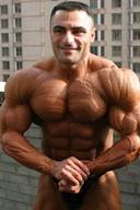 Ahmad Haidar - Iron Bodybuilder with Hot Body
