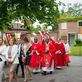 30.05.2015 in Solingen-Merscheid, Kirche St. Mariä Empfängnis