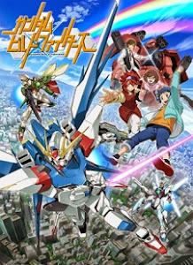 Những Chiến Binh Gundam Phần 2 - Gundam Build Fighters 2nd Season poster