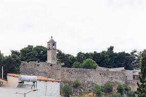 Akronafplia Fortress
