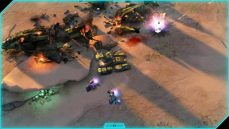 Nhiều hình ảnh về Halo: Spartan Assault tại E3 2013 21