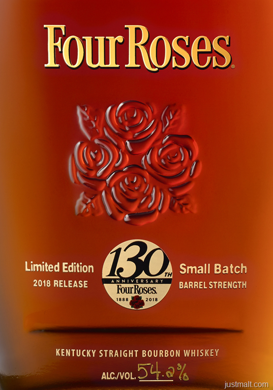 Four Roses - 130th Anniversary Limited Edition 2018 Release
