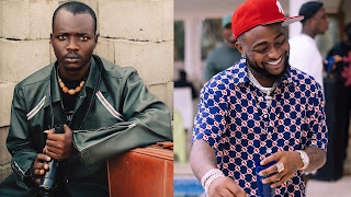 Davido's long time photographer, Fortune Ateumunname has died